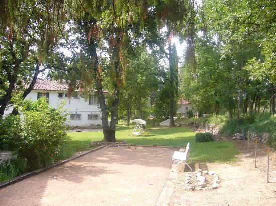 Residence Miro : GARTENANLAGE