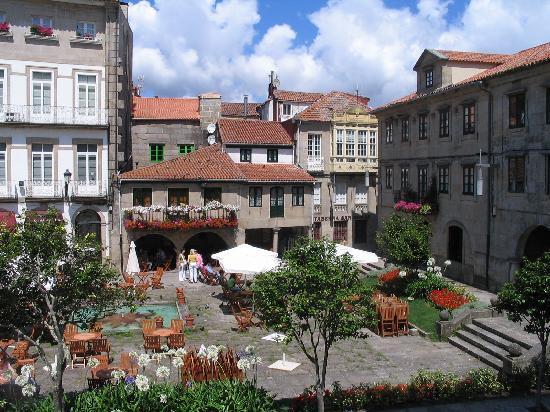Hotel Rias Bajas: Pontevedra - Off Praza de Fereria