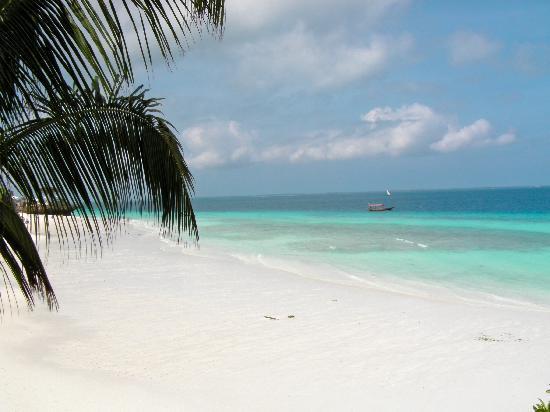 Sunset Beach Resort Zanzibar: la magnifica spiaggia