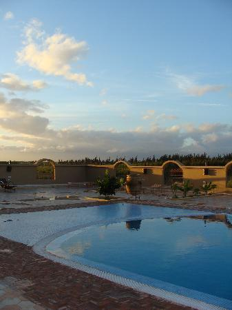 Riad El Aissi: Der neue Pool