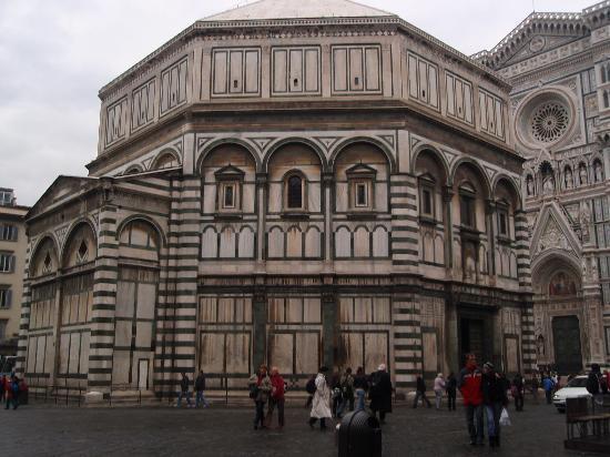 Firenze, Italia: Batisterio