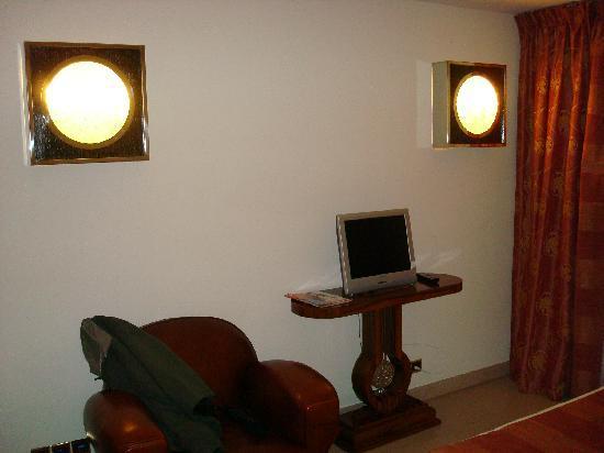 L'Auberge Hotel : Room View