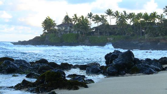 Paia Inn Hotel: Sunrise.  Get up early!