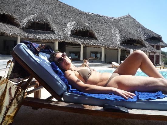 Garoda Resort: altra vista sulla piscina