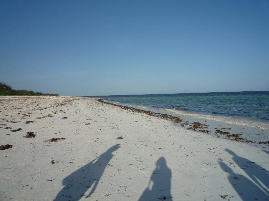 Garoda Resort: la spiaggia del Garoda