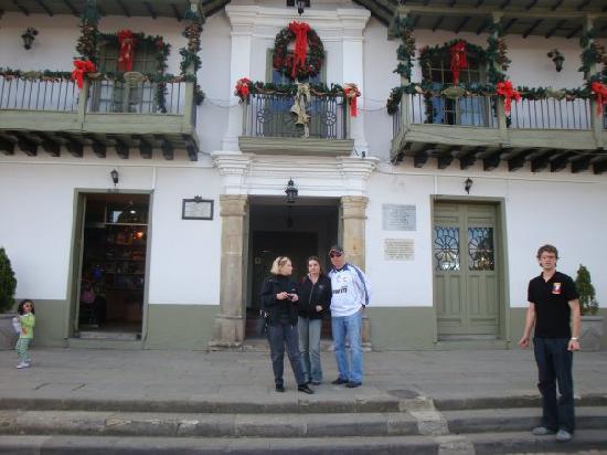 La Candelaria: Bogota