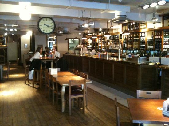 Restaurants In Sheffield All Bar One