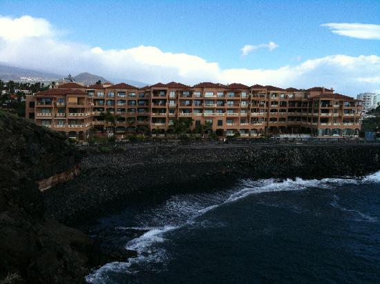 El Nautico Suites: View of the apartments