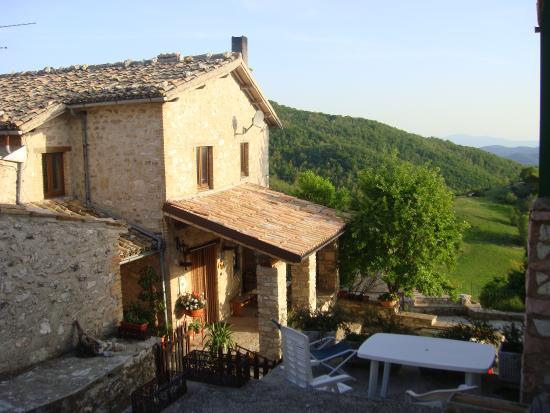 Agriturismo Bartoli farm house