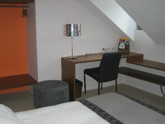 Hotel Victoria : Aménagements design