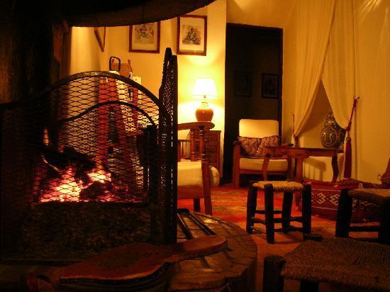 Dar Ness : Living room