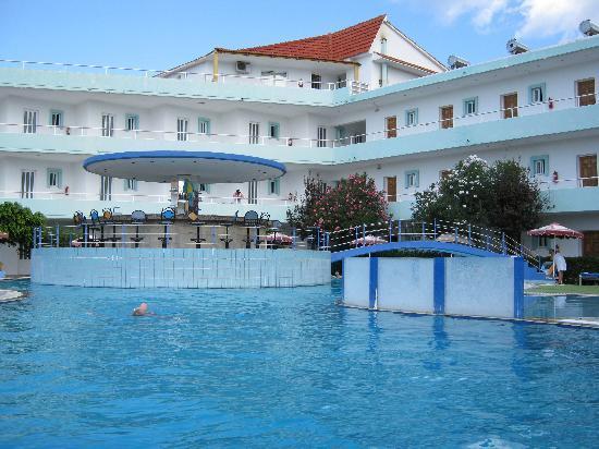 Bayside Hotel Katsaras: swimming pool