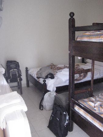 Hotel Sumaj Huasi: buenos colchones y aire acondicionado