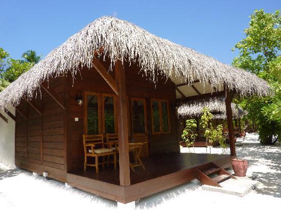 Filitheyo Island Resort: villa de luxe