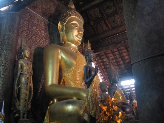 Belmond La Residence Phou Vao: Beautiful Buddha