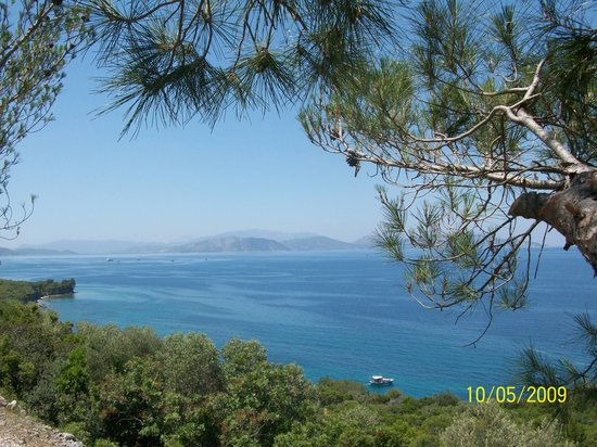 Guzelcamli, Turkey: Sea View