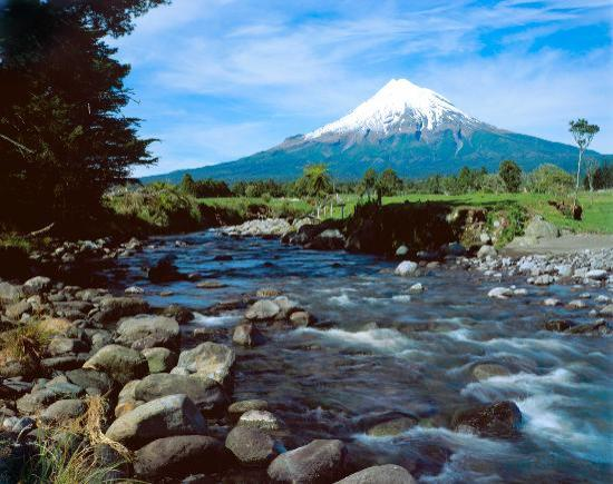 New Plymouth, Nueva Zelanda: Mt Egmont