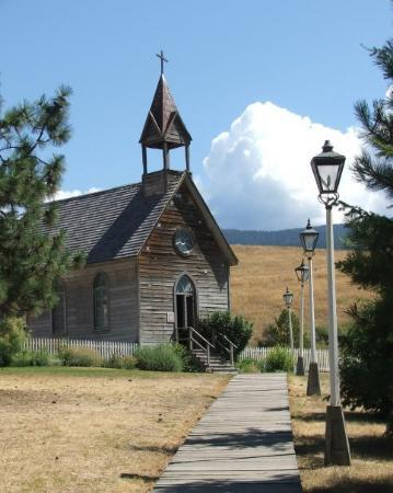 Vernon, كندا: OKeefee Ranch Nr Vernon