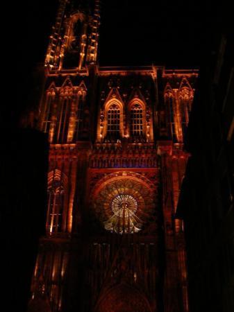 Bilde fra Notre Dame de Strasbourg