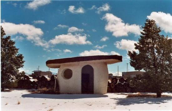 Winslow, Arizona: bedrock-tunziana az