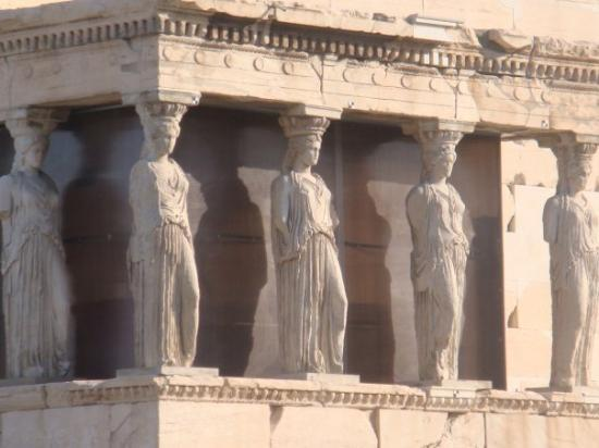 Beautiful Pillars Of Woman 39 S Holding Up The Roof