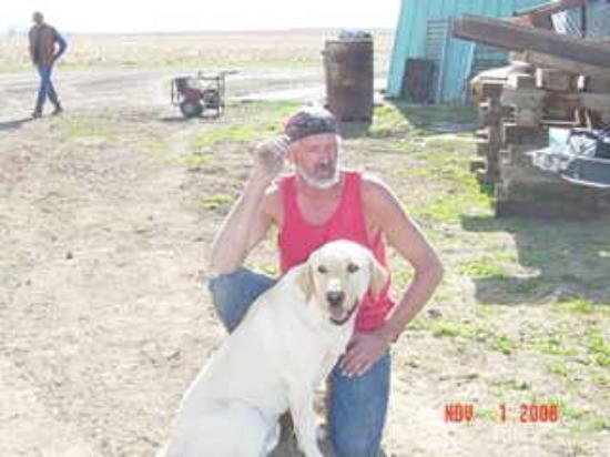 Selden, KS: Brother Mike and his best friend