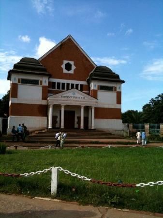 La Synagogue de Lubumbashi