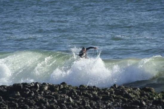 Surfer in Bunbury