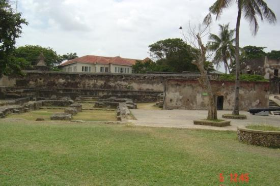 Fort Jesus Museum: Fort Jesus