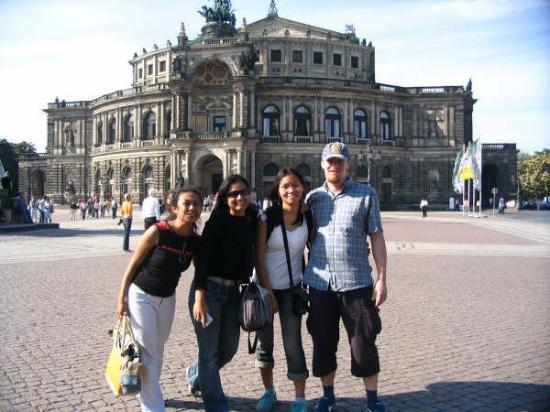 Semper Opera House (Semperoper): -Semperoper, Dresden-