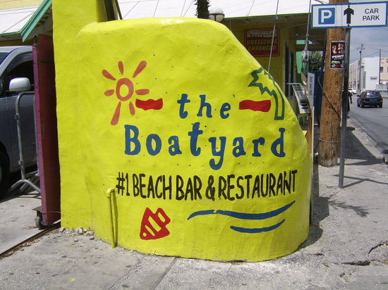 The Boatyard: Boat Yard is too much fun...