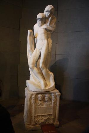 Castello Sforzesco: Pieta rondanini...