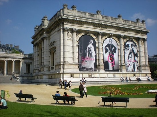 ‪Palais Galliéra, The City of Paris Fashion Museum‬