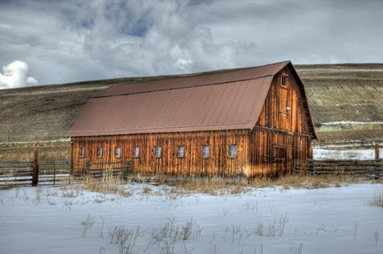 Hultman Ranch in Drummond, Montana