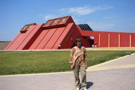 Chiclayo, Περού: Sican, Museum