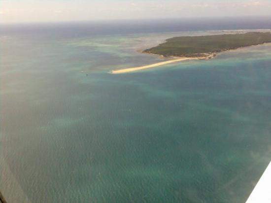 Pemba, Mocambique: bazaruto eiland van bo