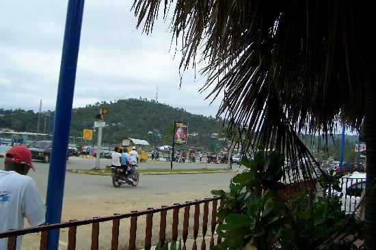 Santa Barbara de Samana, Dominican Republic: LOCAL TRAFFIC