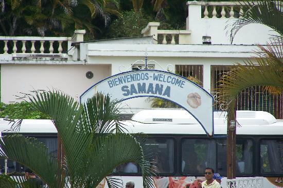 Santa Barbara de Samana, Dominican Republic: WELCOME TO SEMANA
