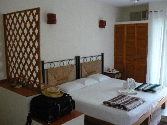 Posada Luna del Sur: Very Comfortable Bed