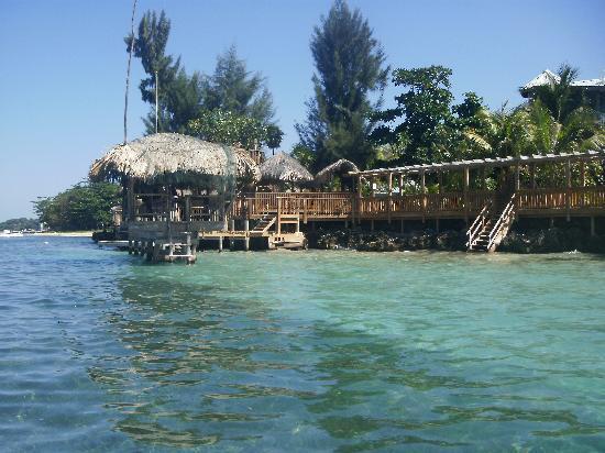 Henry Morgan Resort: resto 3 minutes a pied