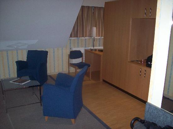 Hotel Banana City: My room