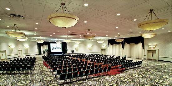 Camp Hill, Pensylwania: Grand Ballroom