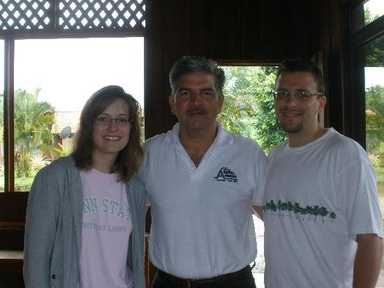 Arenal Green Hotel: Our new friend in Costa Rica!