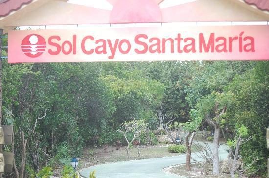Melia Cayo Santa Maria: Pathway to the Sol