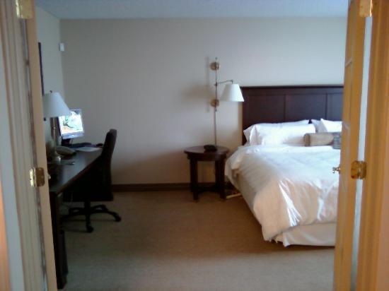 Sheraton Philadelphia University City Hotel : Bedroom
