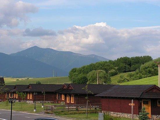Liptovsky Mikulas, Slovakia: Holiday village