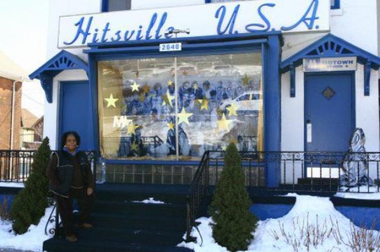 Motown Museum Photo