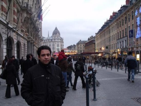 Lille, Frankrike: Merd du nord