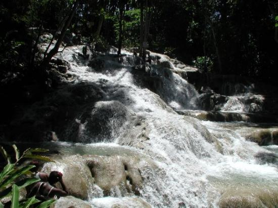 Dunn's River Falls - Ocho Rios, Jamaica