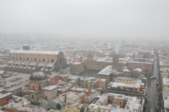Bologna, Italia: Taken from the Torre degli Asinelli